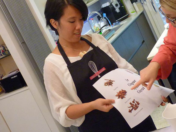 Fu Ju Yang, la nostra docente dalle diverse anime