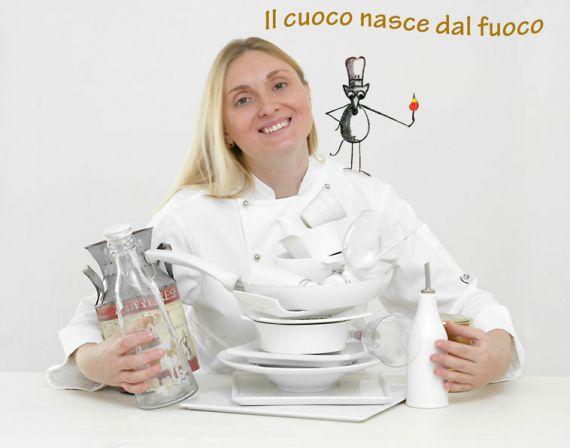 Giovanna Geremicca:  la chef del cioccolato