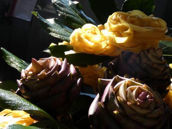 Non solo corsi di cucina: le decorazioni vegetali di Daniela Cantelli vi stupiranno presto!