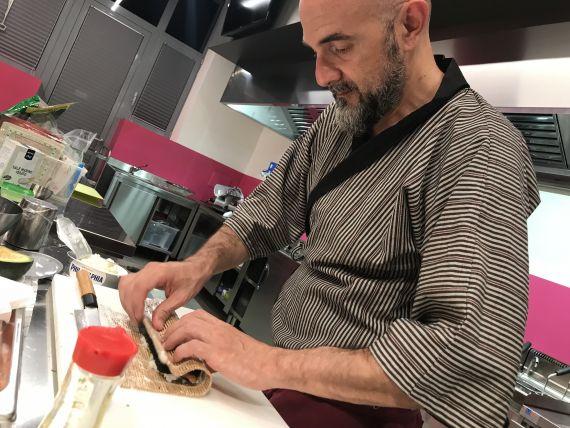 Francesco Coppola: la passione per la Cucina Giapponese