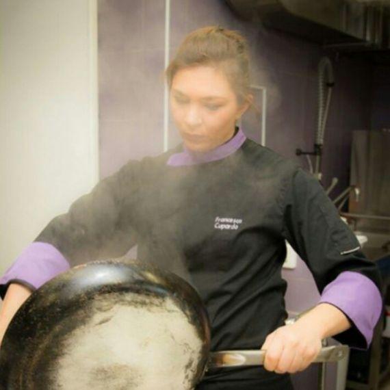 Una nuova chef che entra a far parte della famiglia di Otto in Cucina!