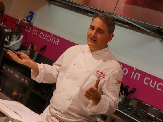 Chef Fabio Naponiello: ricerca senza fine