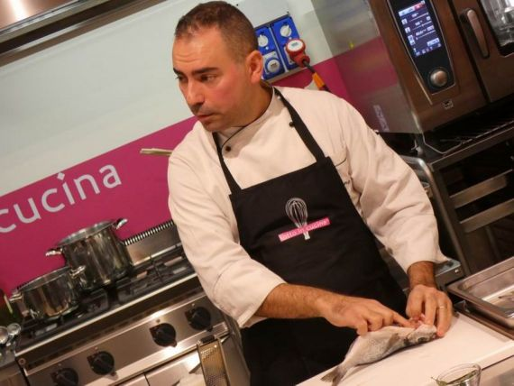 Stefano Ruggeri: chef e sommelier