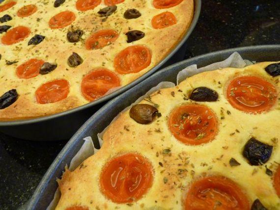 Insieme in cucina: la pizza in teglia