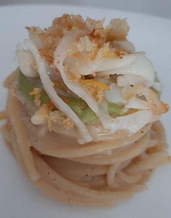 La ricetta Gourmet dello chef Giuseppe Albanese