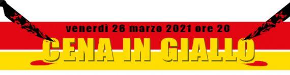 Cena in giallo dedicata  a Bologna