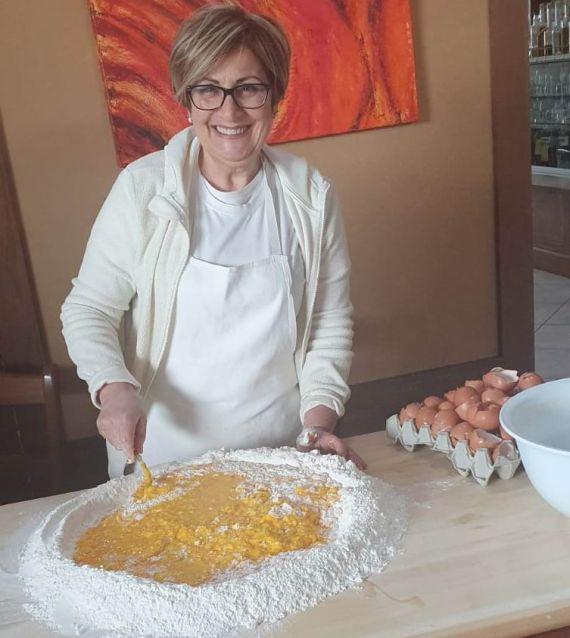 Silvana Ruga: la passione per la pasta fatta in casa!