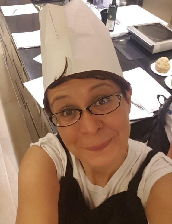 Debora Serafini : cucinare con il sorriso!