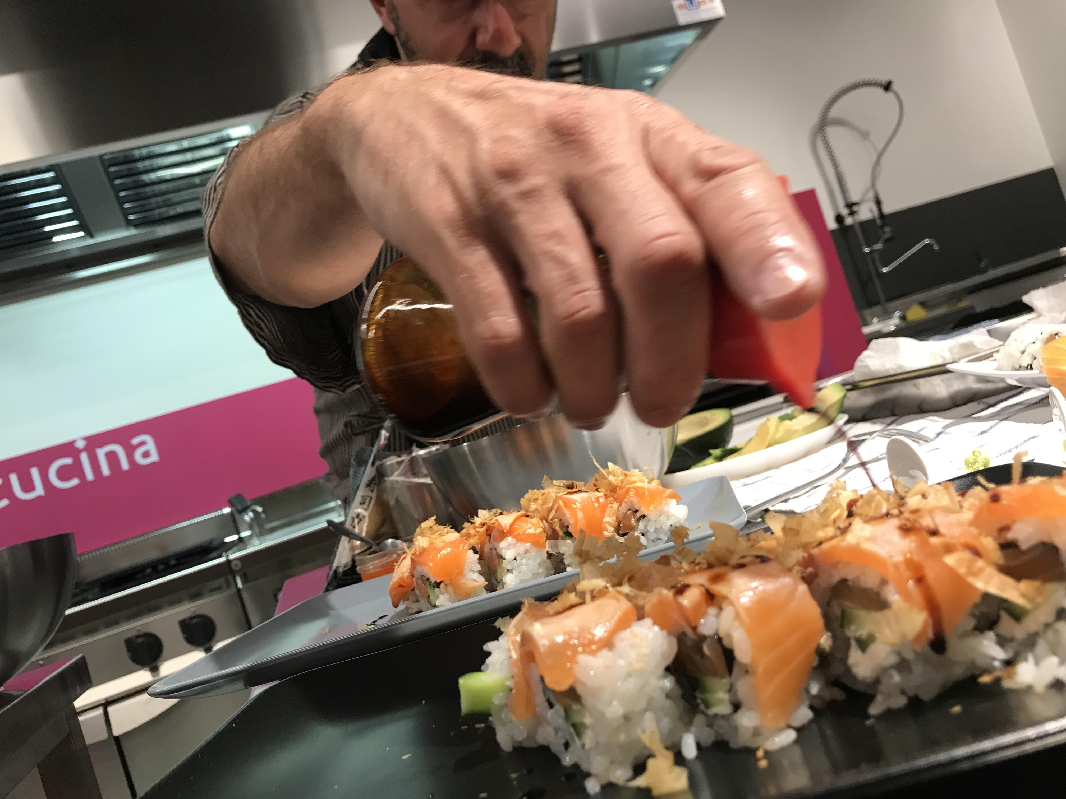 Ottoincucina corso di cucina giapponese a bologna - Corso di cucina bologna ...