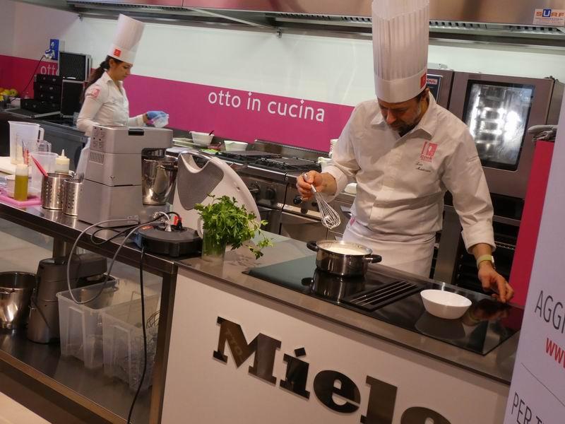 Ottoincucina Luca Montersino Torna A Bologna Da Otto In Cucina