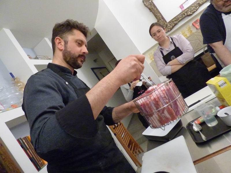 Chef Stefano Masetti: chi è il docente di Otto in Cucina