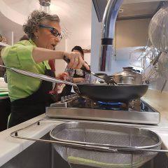 Ottoincucina maria antonietta altamura corsi di cucina naturale a bologna - Corsi cucina bologna ...