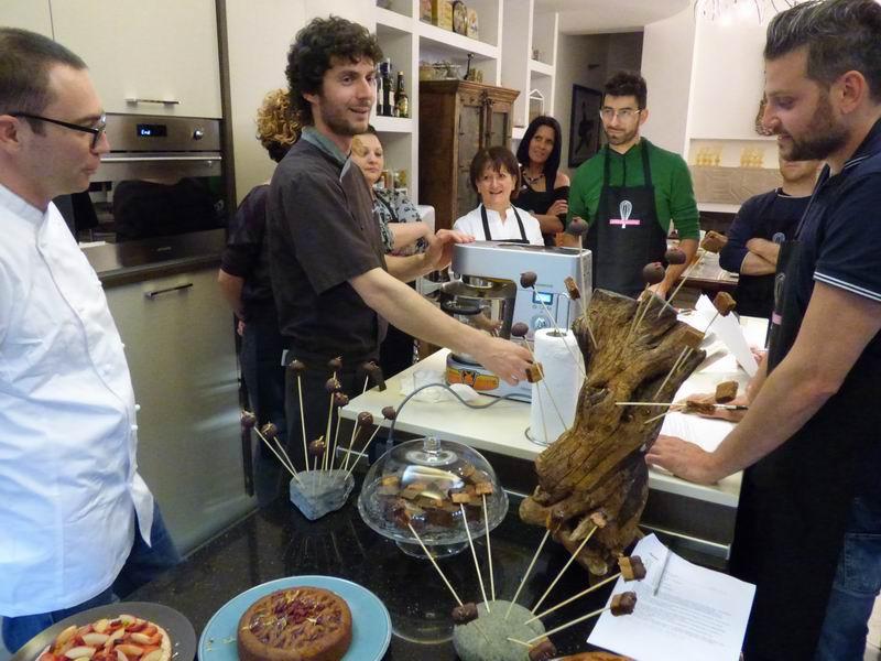 Manuel Marzari: corsi a Bologna presso Otto in Cucina