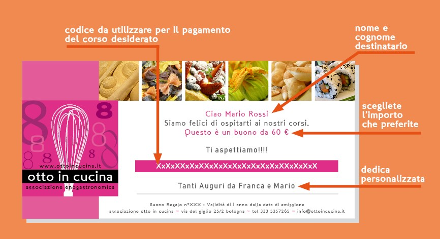 Idee In Cucina Bologna.Ottoincucina Idee Regalo