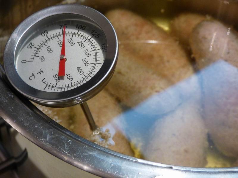 Corso di cottura confit: cibi a temperatura controllata