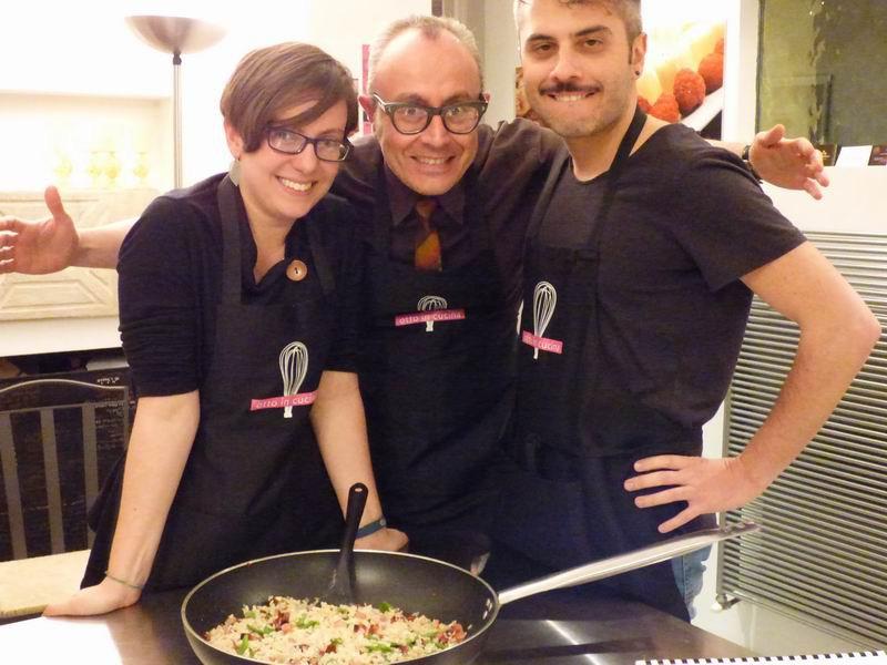 Corso di cucina per single: a Bologna l'amore si trova in cucina