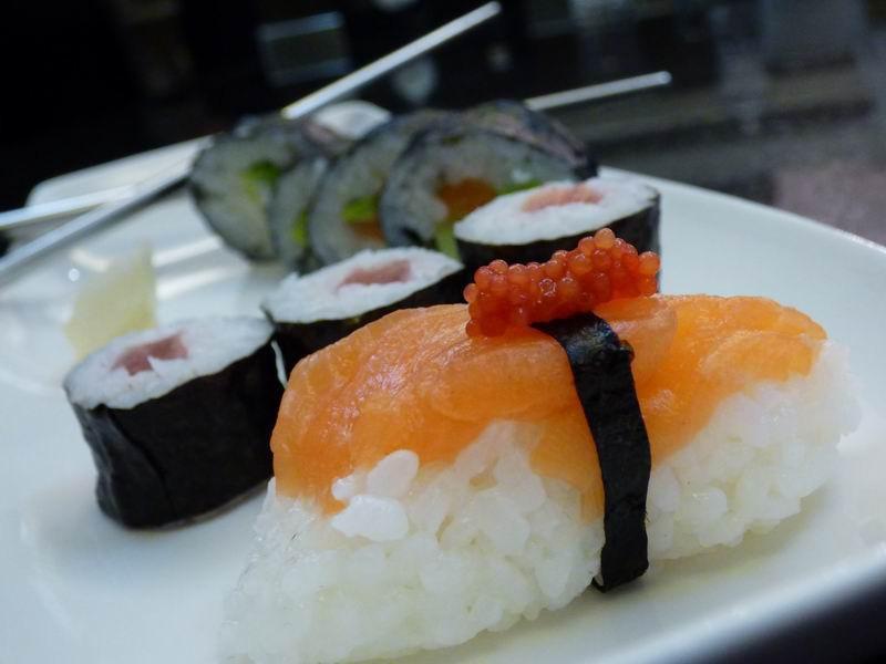 Ottoincucina corso di cucina giapponese a bologna in due - Corsi di cucina gratuiti bologna ...