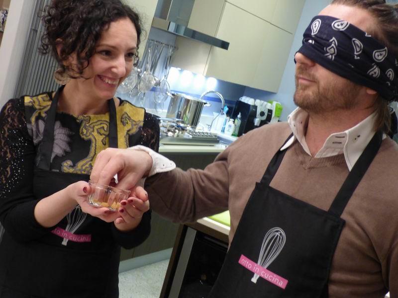 Corso di cucina per coppie a Bologna